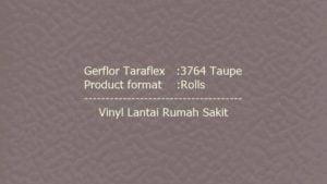 Gerflor Taraflex Vinyl Lantai Olahraga
