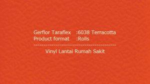 TARAFLEX-6038 Terracotta