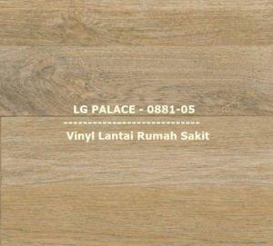 LG PALACE VINYL MOTIF KAYU