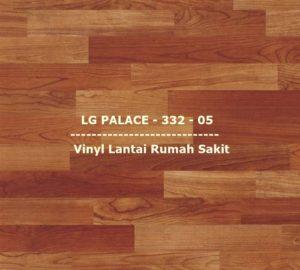 LG PALACE VINYL RUMAH SAKIT