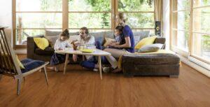 lantai vinyl kayu